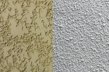 wall texture techniques in