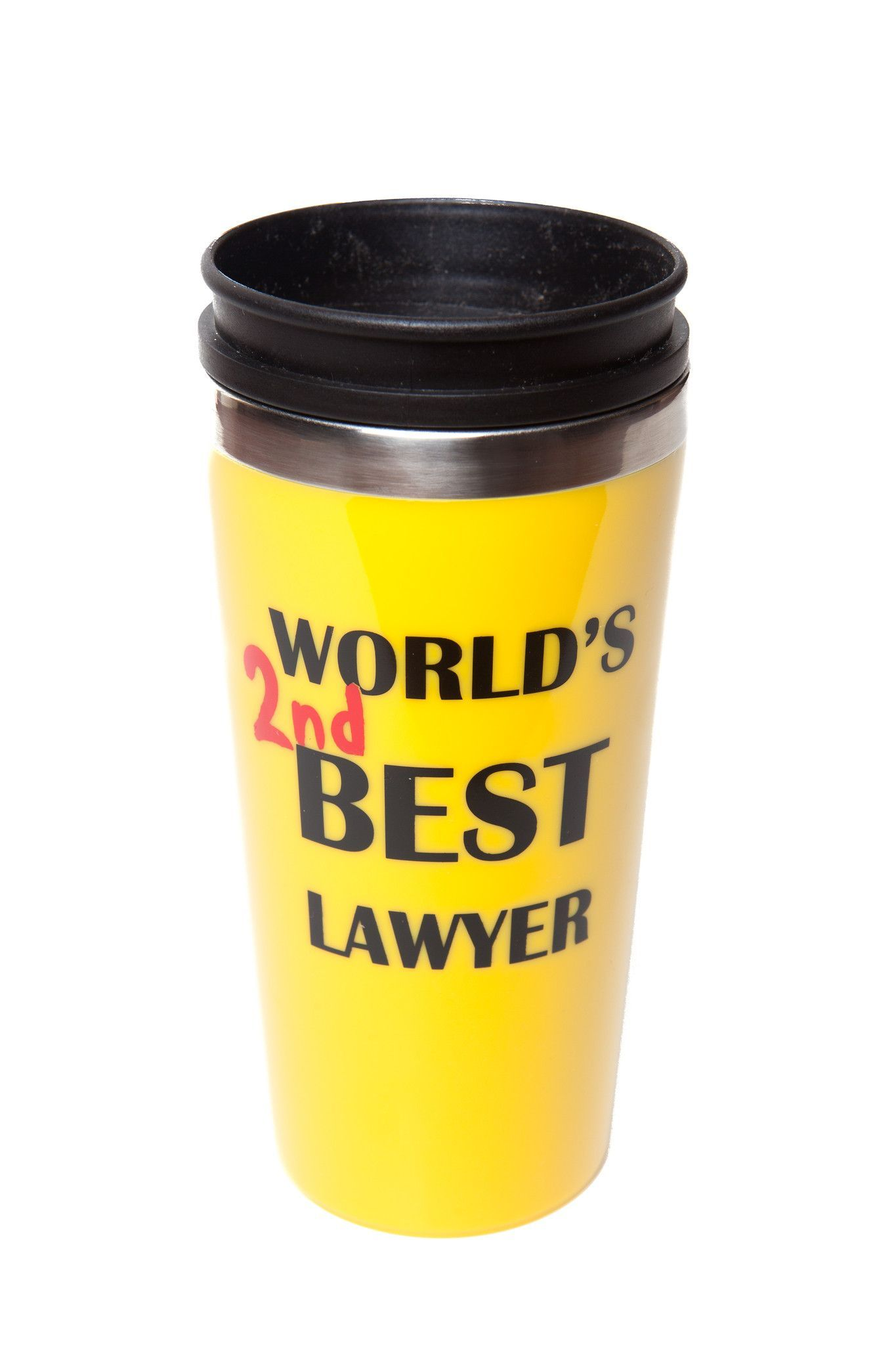 """World's 2nd Best Lawyer"""" Tumbler, as Seen on """"Better Call"""