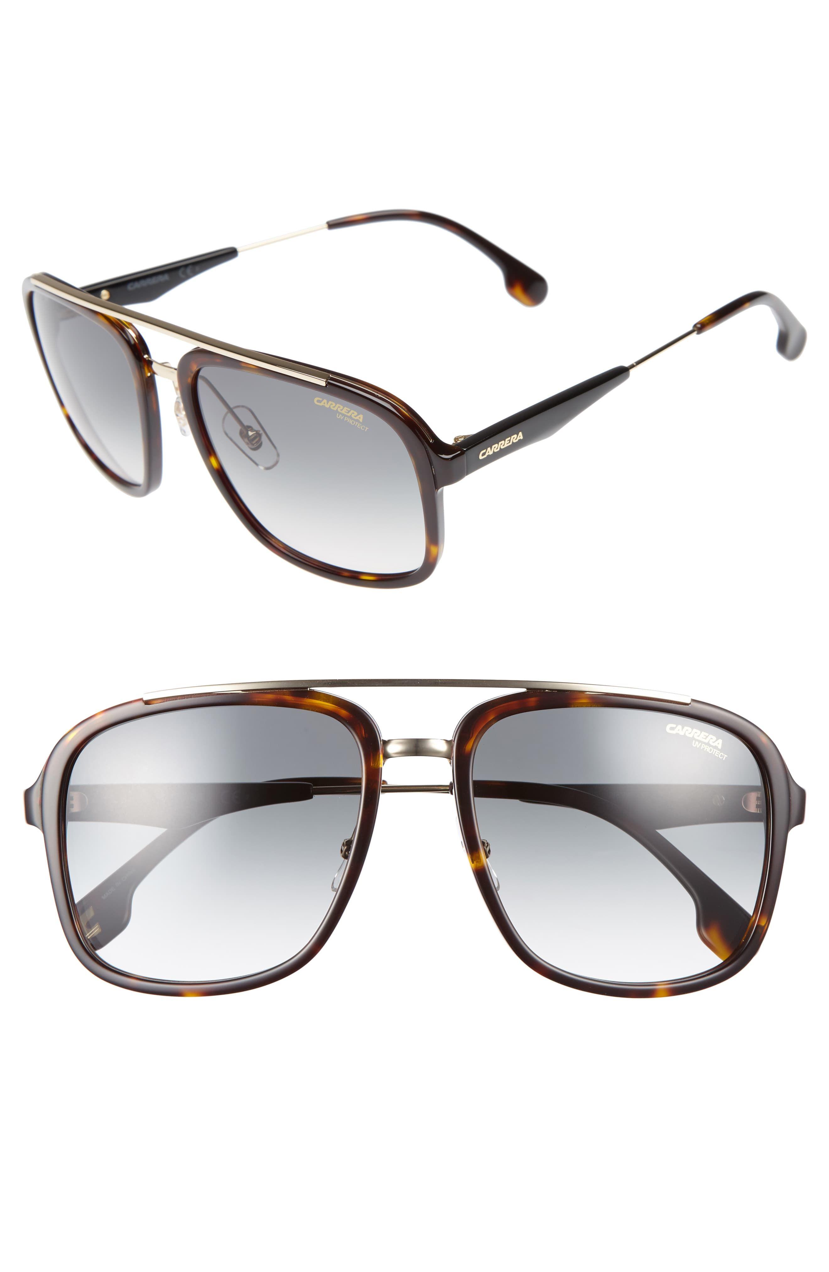 d143ca31a87c Men's Carrera Eyewear 57Mm Sunglasses - Matte Dark Ruthenium in 2019 ...