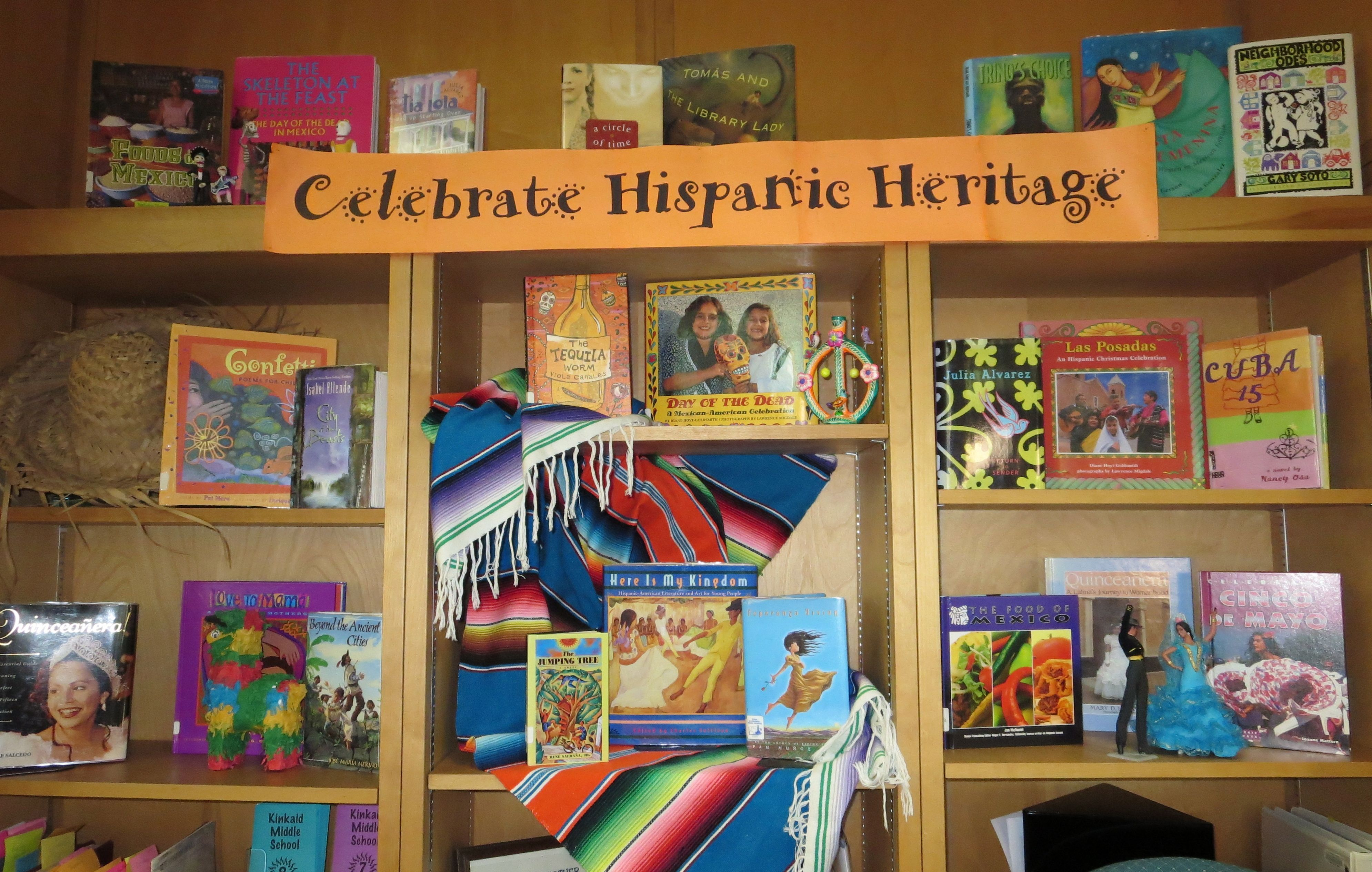 Celebrating Hispanic Heritage Month With Images
