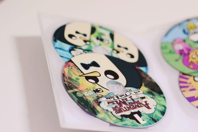 O Fantástico Mundo de Jess: Minha coleção Adventure Time
