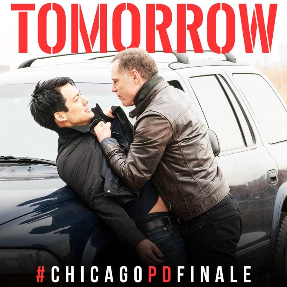 Chicago PD Season One Finale Tomorrow Nbc chicago pd