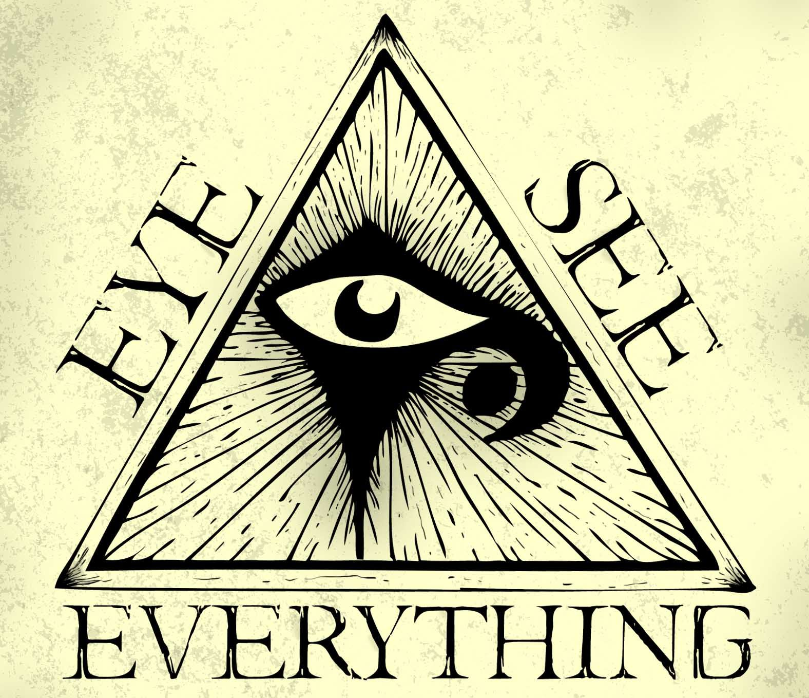 All On The Illuminati: EYE SEE EVERYTHING!
