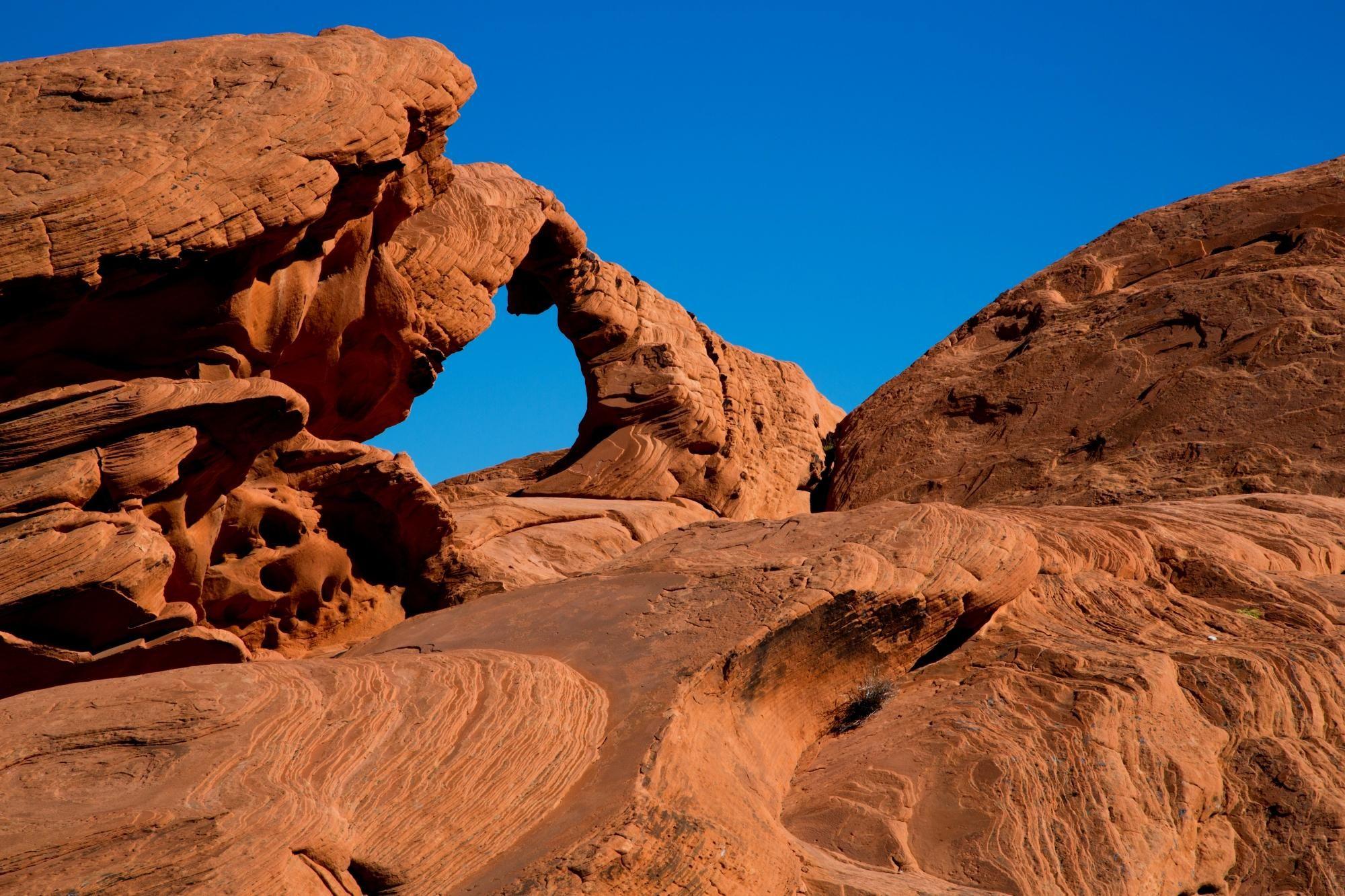 Red Rock Canyon Hidden Treasure Along Side Las Vegas