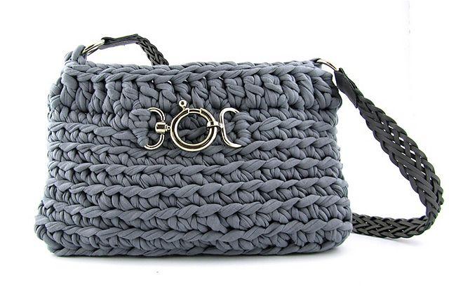 Ravelry: Stella Zpagetti bag pattern by Hoooked ✿Teresa Restegui ...