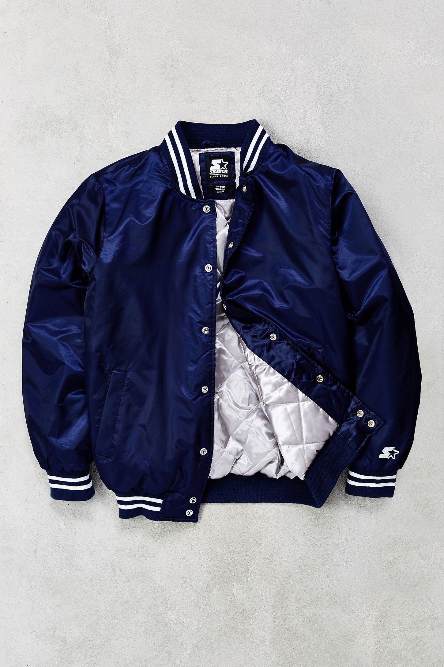 Starter Black Label Hooded Varsity Jacket Varsity Jacket Men Varsity Jacket Outfit Urban Jacket