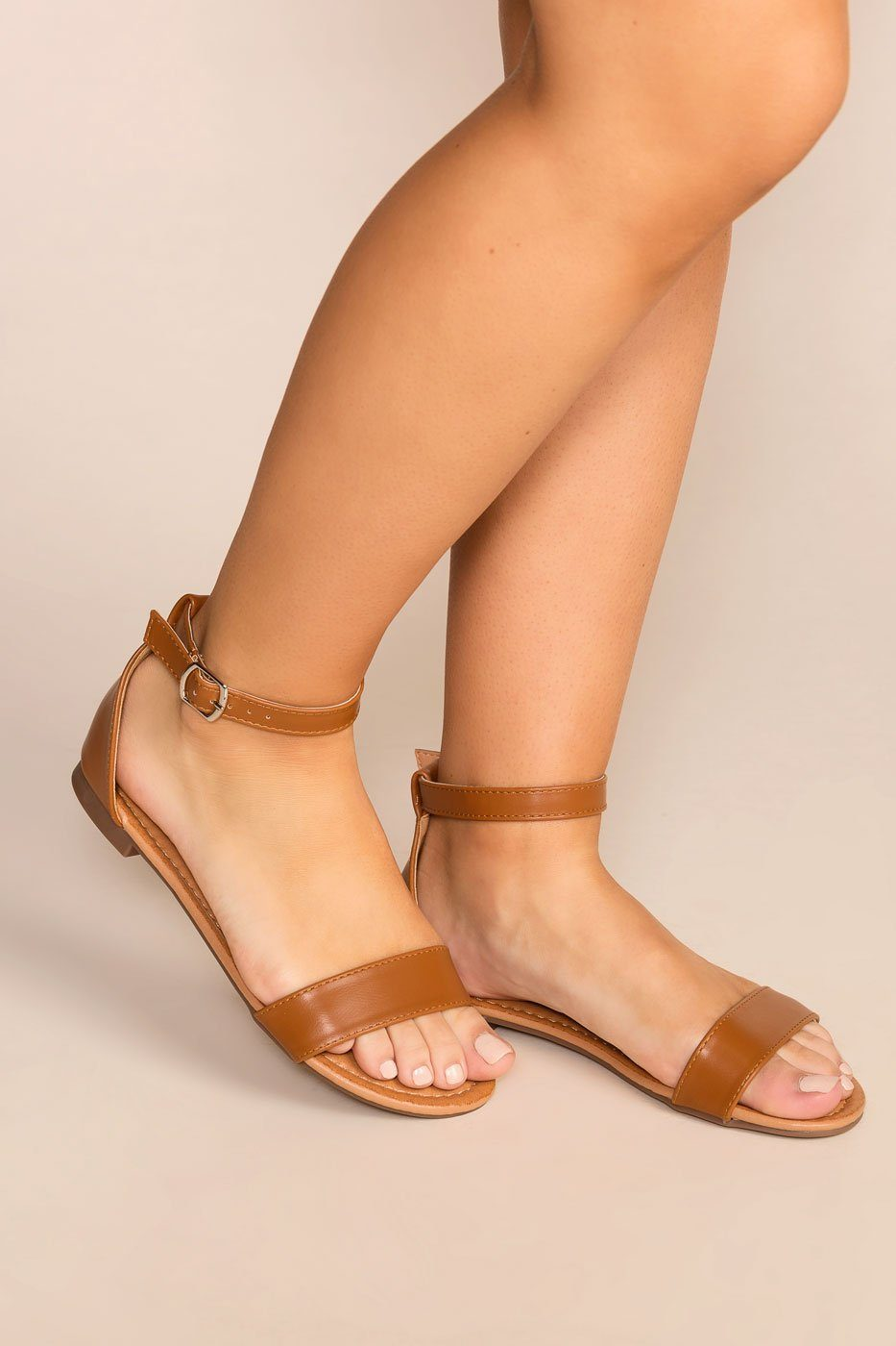 Ankle strap sandals, Ankle strap