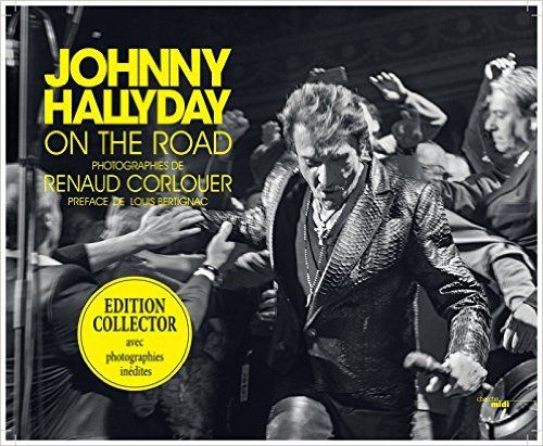 Amazon Fr Johnny Hallyday On The Road Edition Collector