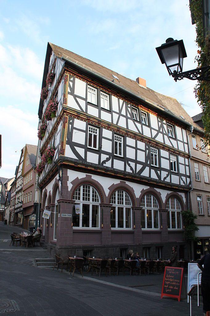 Zur Alten Münz Wetzlar W B Pinterest Timber House