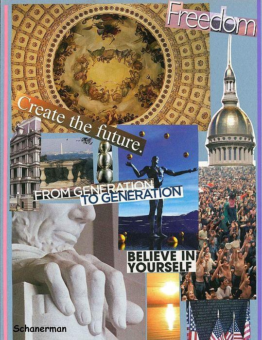 Past Present Future by Susan Schanerman | Art, Past present future, Poster  art