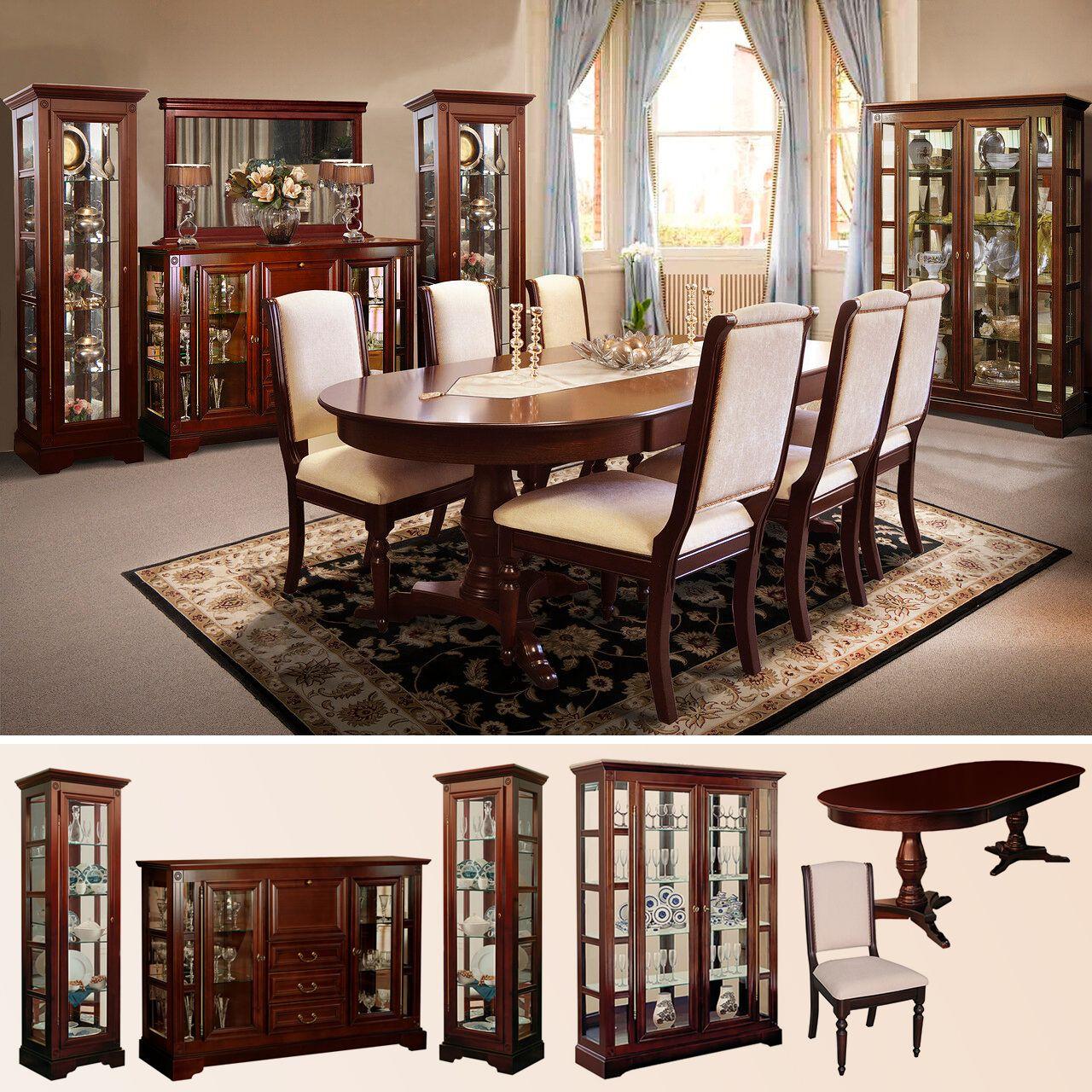 Esstisch Mit 6 Stühlen Landhausstil