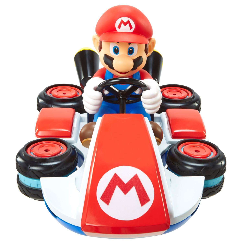 Nintendo Mario Kart 8 Remote Control Mini Racer In 2020 Mario Kart Super Mario Kart Nintendo World
