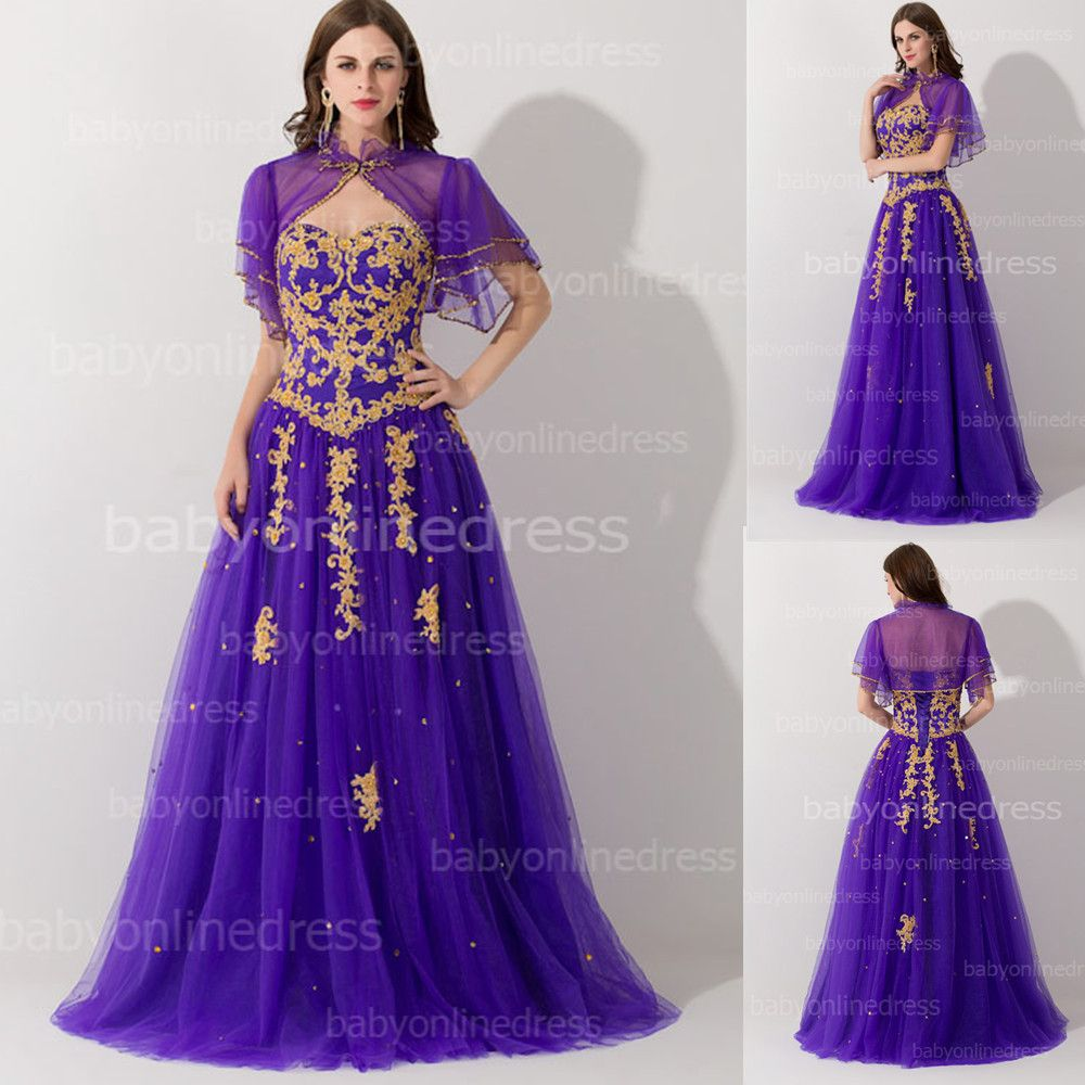 Arabian Themed Prom Dresses