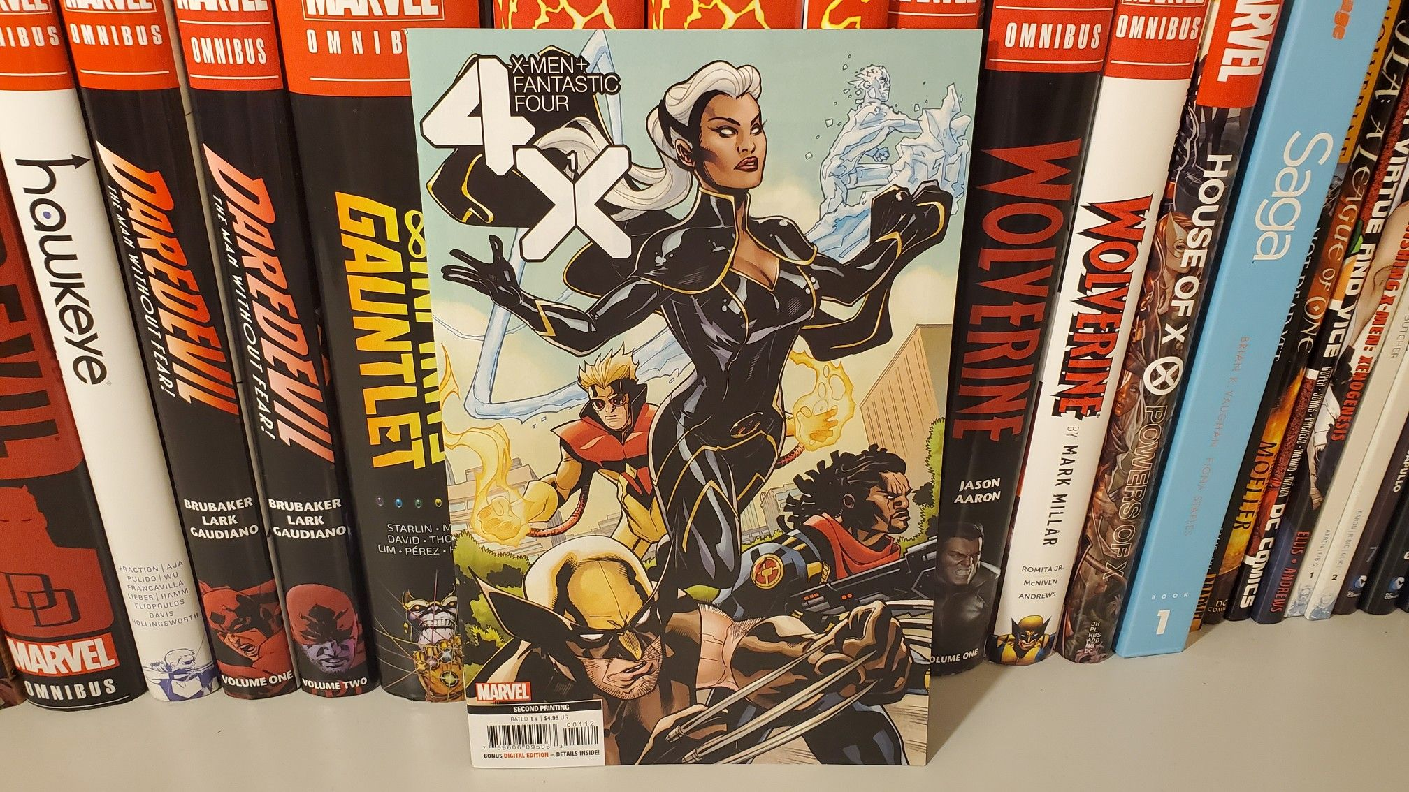 X Men Fantastic Four Vol 1 Issue 1 Overview Video Https M Youtube Com Watch V Hvvqen0d3ny Xmen Wolveri In 2020 Comic Book Collection Nightcrawler