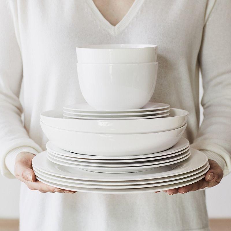 Symons Bone China Pasta Bowl Tableware The White Company Bone China Tableware The White Company