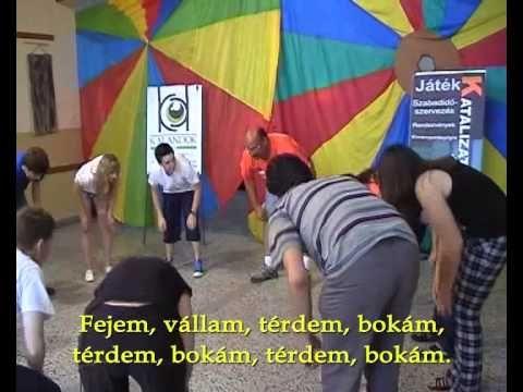 Nemes Gyula: Fejem, vállam... (Játékzápor 2.) - YouTube