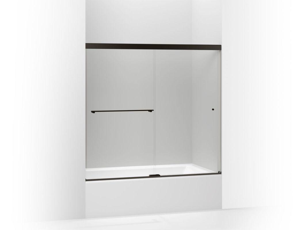 Kohler K 707000 L Revel Frameless Sliding 55 12 X 59 58 Shower