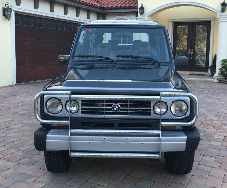 A What? 1990 Bertone Freeclimber | Cars | Classic Cars, Vintage Cars