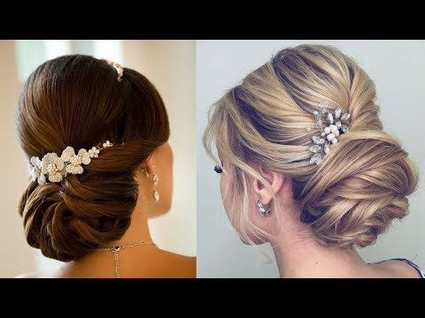 Youtube Hairstyles Prepossessing Beautiful Hairstyles Tutorial Compilation  Amazing Hair Color