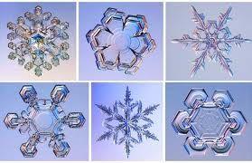 kar taneleri şekilleri ile ilgili görsel sonucu