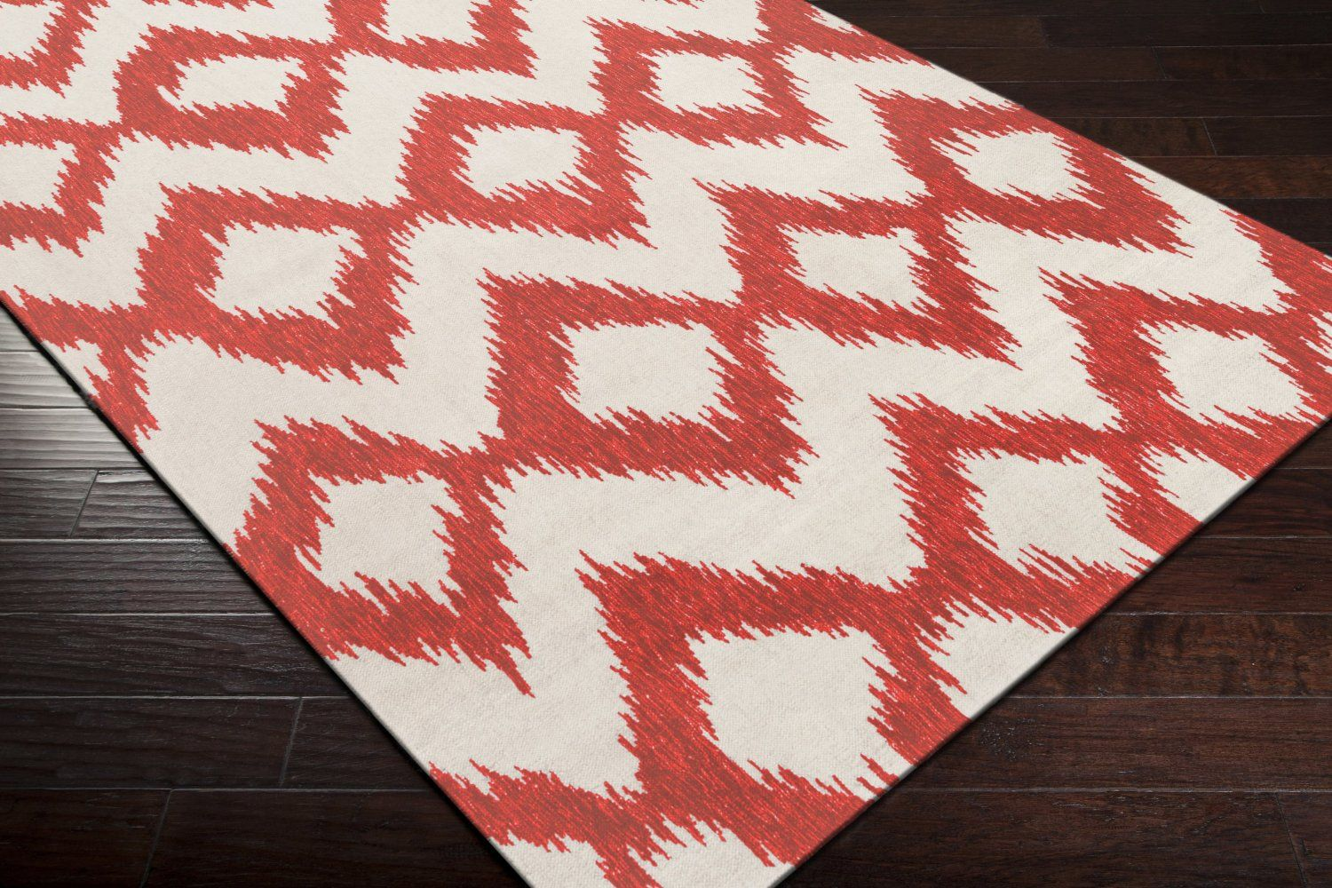 Woven 100 Wool Poppy Red 5 X 8 Global Area Rug Machine Made Rugs Wool Area Rugs Colorful Rugs Flat Weave Rug