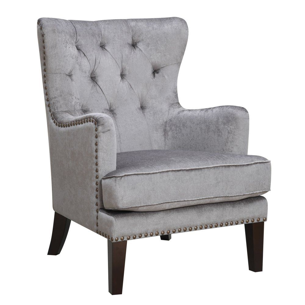 Christies home living isabella tufted nail head trim