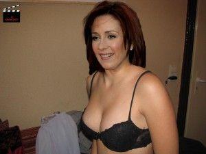 Slightly plump nude women
