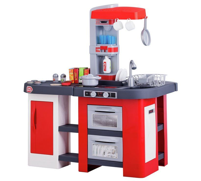 Buy chad valley deluxe studio kitchen role play toys