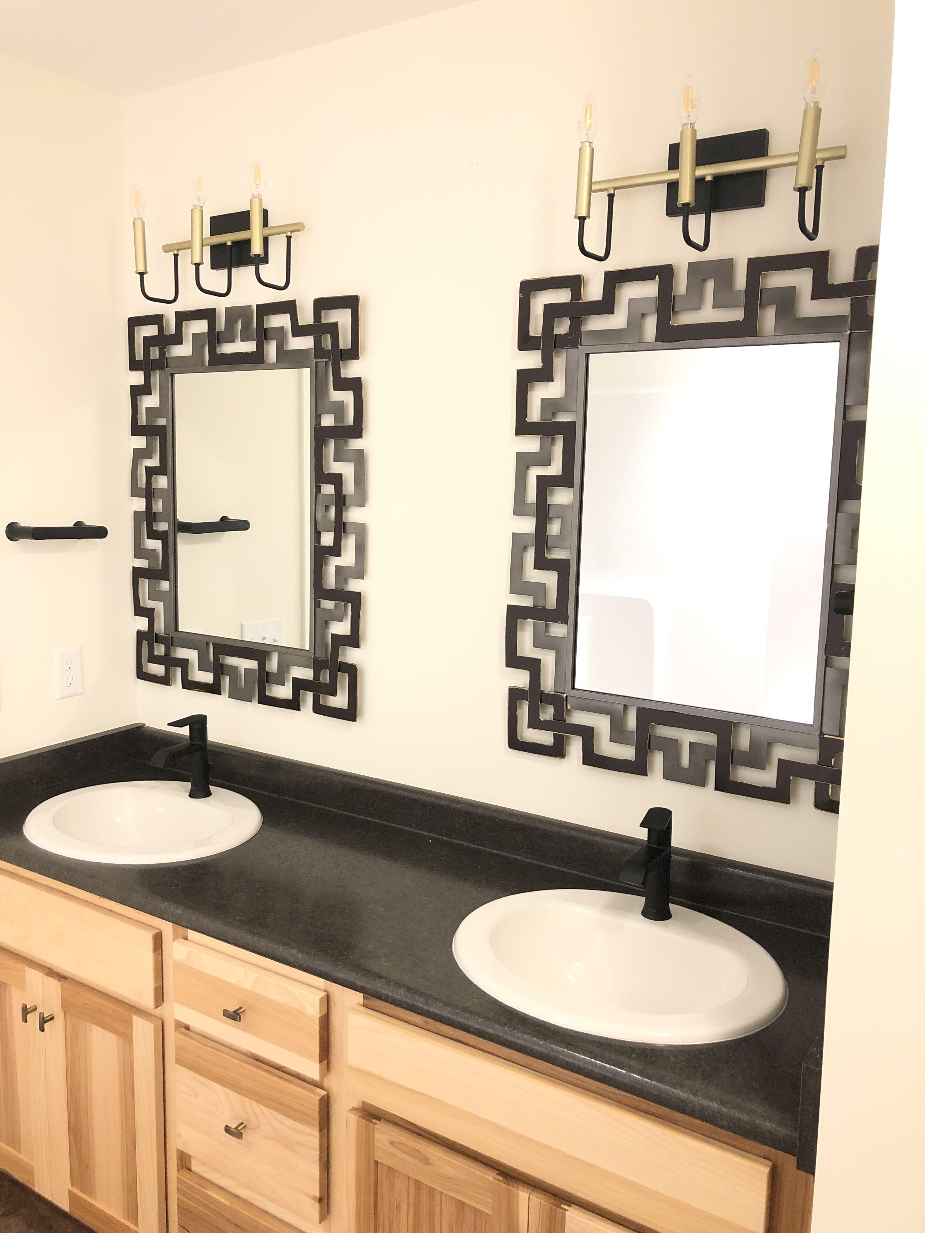Vanity Mirrors Metal Frame Mirror Bathroom Design Vanity Mirror