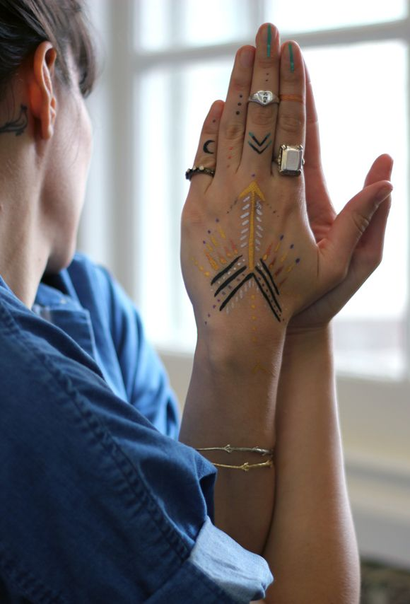 Party Paint! http://blog.freepeople.com/2012/11/free-people-party-paint/