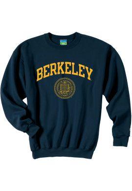 University of California Berkeley Crewneck Sweatshirt | University of California, Berkeley
