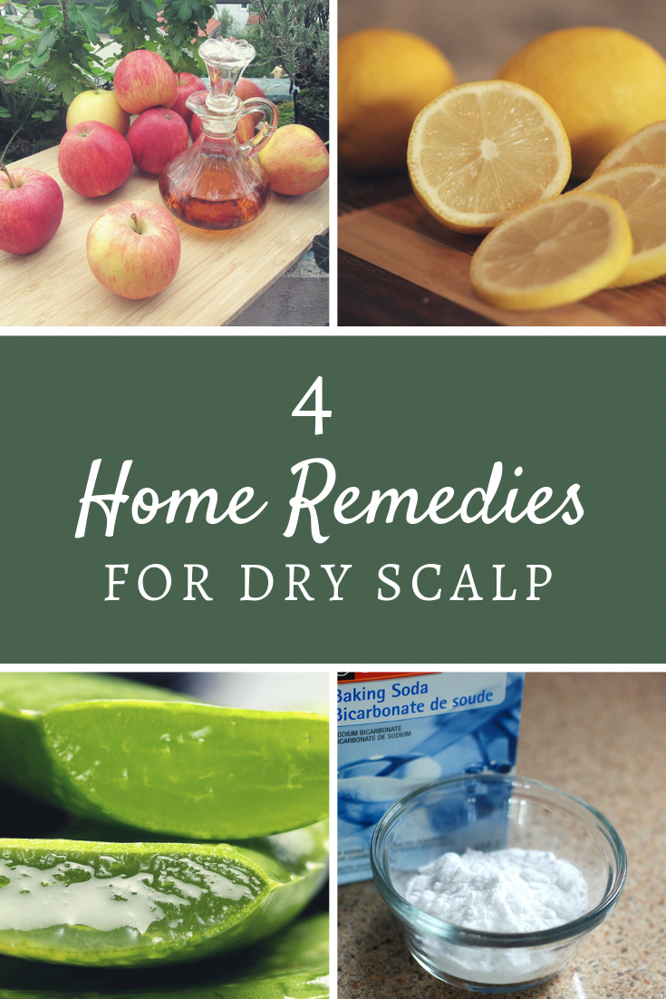Simple Natural Remedies For Dry And Oily Hair And For Itchy Dry Scalp Dry Scalp Treatment Thick Hair Remedies Dry Itchy Scalp