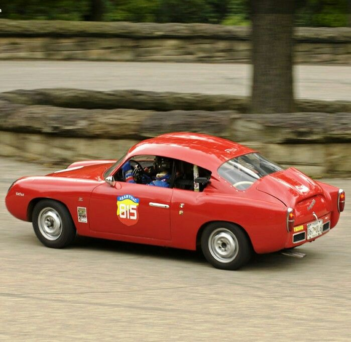 Fiat Abarth 750 Zagato Coupe 1959