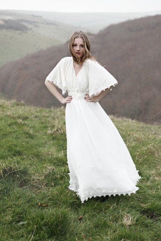 zara wedding dress