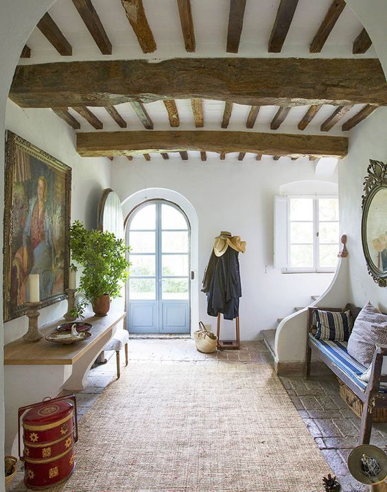 ITALIAN STYLE INTERIORS Rustic Home Decor Pinterest Home