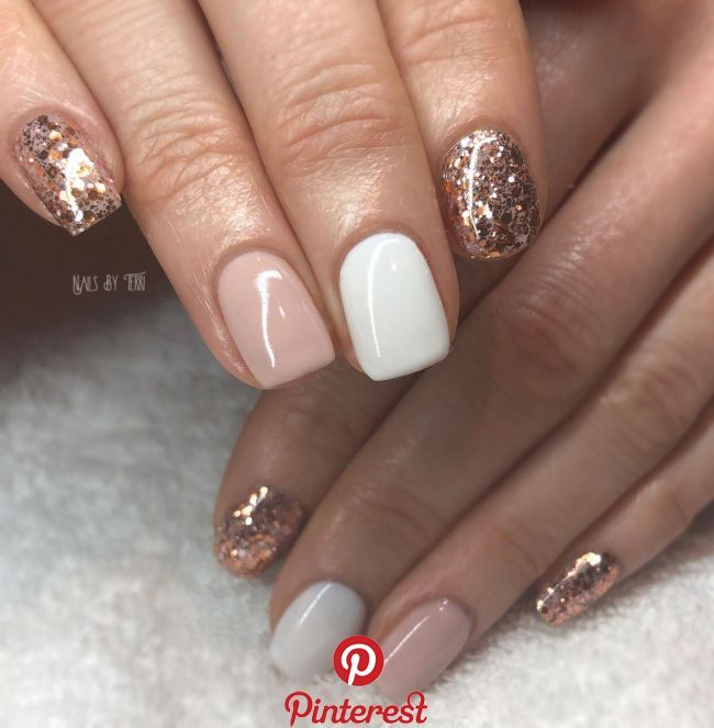 Love Always In 2020 With Images Glitter Gel Nails Gold Nails Toe Nails