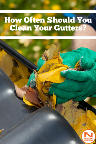 How Often Should You Clean Your Gutters? | Cleaning