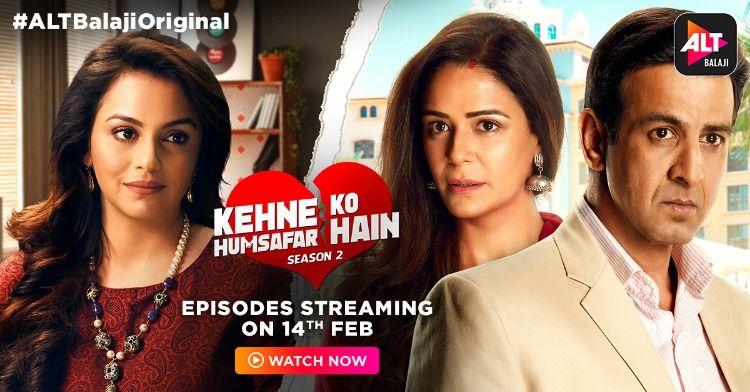 Pin On Kehne Ko Humsafar Hai Season 2