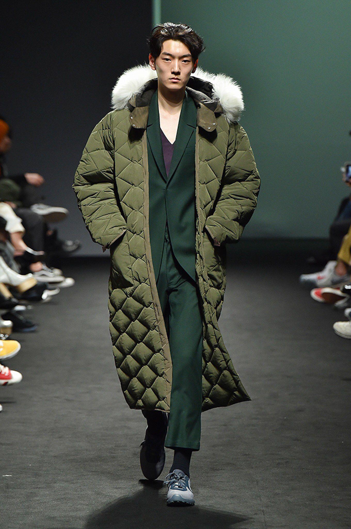 5MM Seoul Fall 5 Fashion Show  Mens winter fashion, Fall