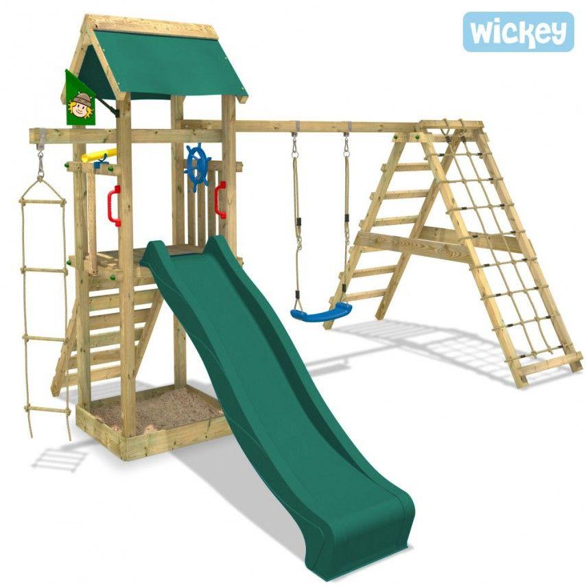 aire de jeux wickey smart park jardin avec enfants jeux exterieur aire de jeux et jeux. Black Bedroom Furniture Sets. Home Design Ideas