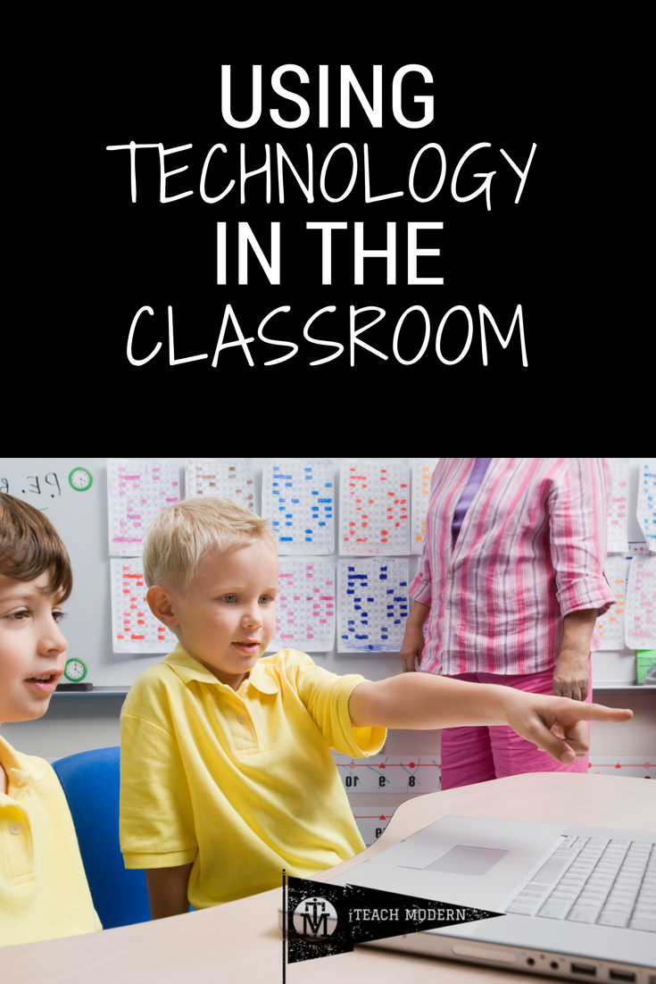 Technology In The Classroom Transforming Using Elearning Teaching Of A Computer Diagram For Kids Personal Planning How To Really Integrate Into Your Kindergarten Learning Samr Model Can Help And This Coffee Themed Helps Cement