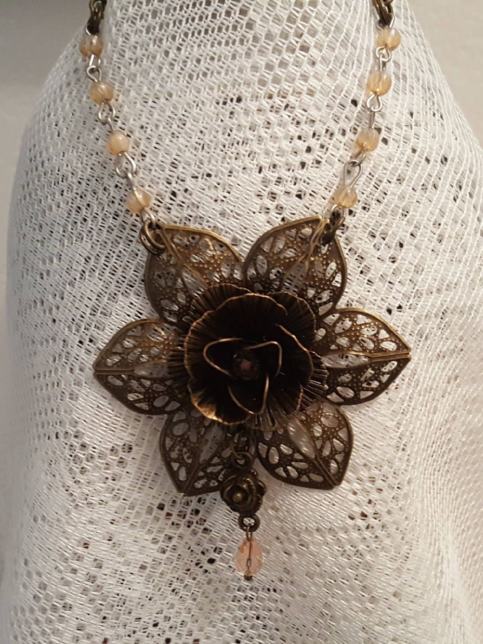 Tear of Assemblage drop necklaces for ladies images