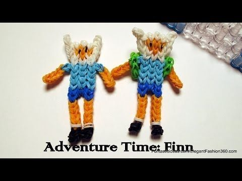 Adventure Time Finn Action Figure Character How To