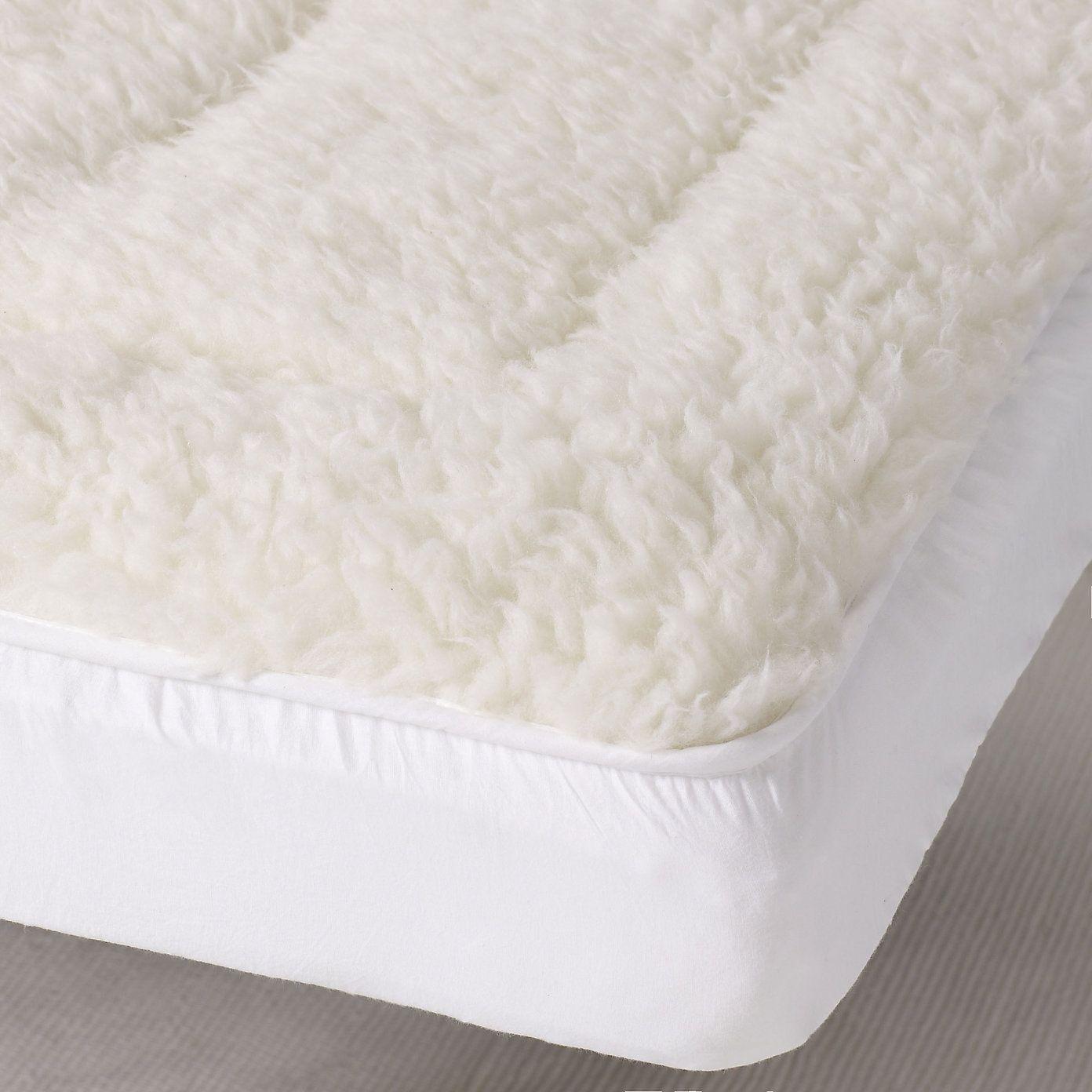 best service 975c7 8a4e1 Cot Bed Mattress Topper | The White Company | Albron Nursery ...