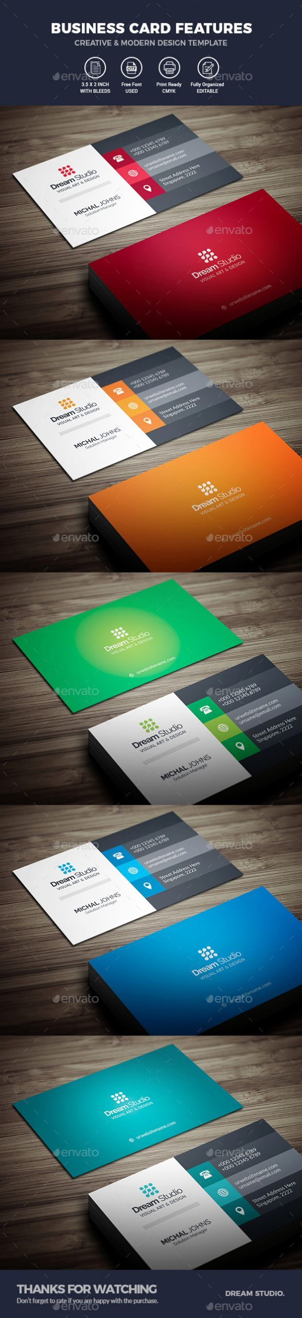 Moo Com Business Card Template Unique Visiting Card Graphics Designs Templates From Grap In 2020 Business Card Design Printing Business Cards Business Cards Creative
