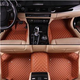 Fashion Eagle Wings Totem Eco Friendly Material Universal Car Carpet