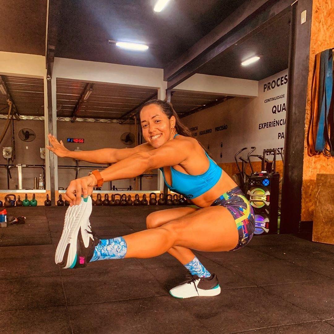 #crossfitnilopolis #healthylifestyle #motivation #goodvibes #lifestyle #saturday #crossfit #fitness...
