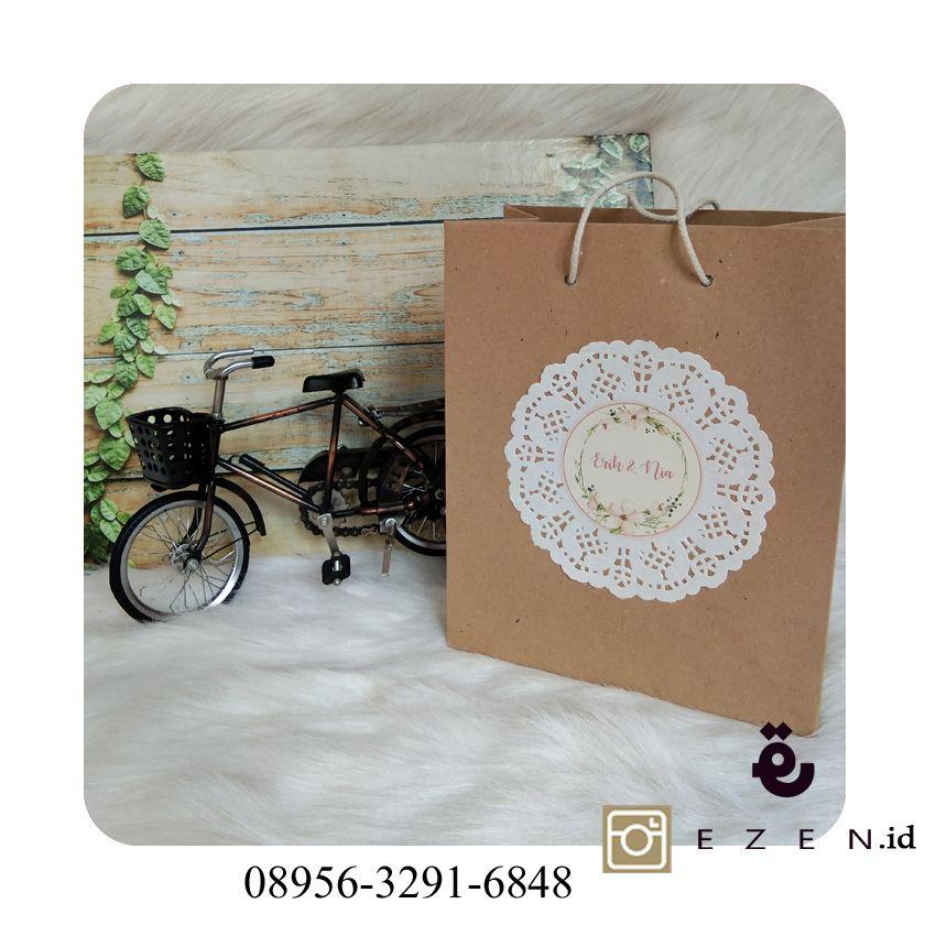 Paperbag Pernikahan Tas Pengajian Paperbag Pengajian Paper Bag Surabaya Paper Bag Murah Paper Bag Design Paper Bag Mu Custom Bags Bags Paper Shopping Bag