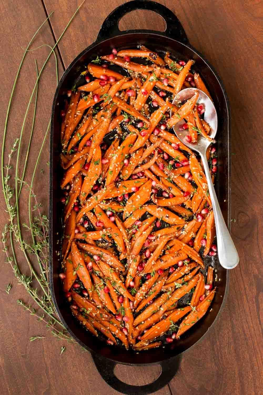 10 Healthier Thanksgiving Recipes | The Fox & She
