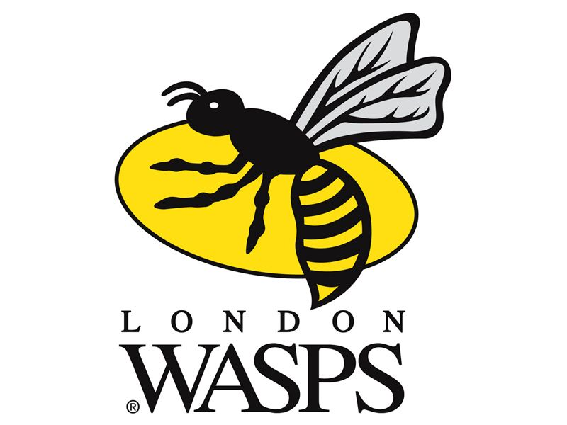 Rugby Wasps Rugby Logo Wasps Rugby Rugby